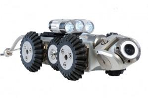 Robotic Pipe Camera Rental