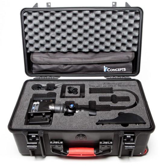 iRis DVR X Videoscope with System Case