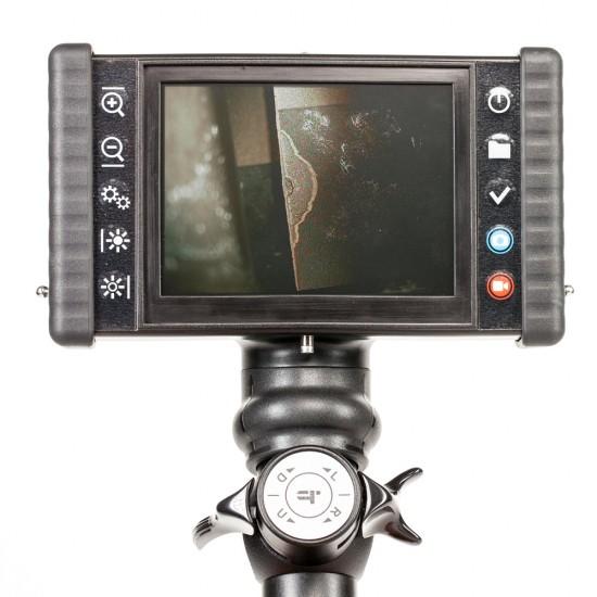 iRis DVR X Videoscope large 5 inch LCD