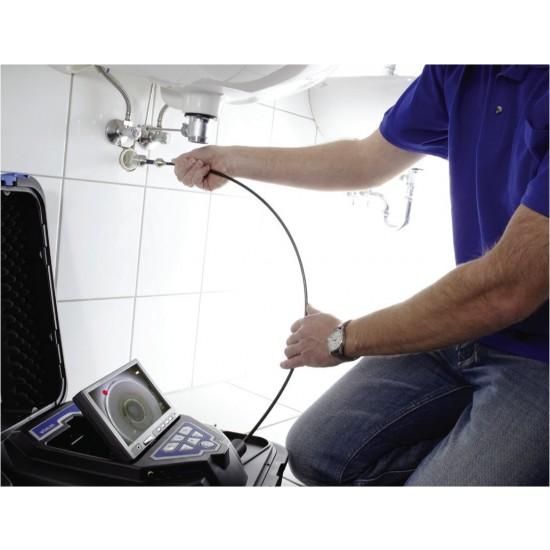 Vis 350 Push camera drain inspection