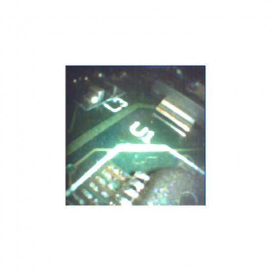 CoreView 2.7mm Videoscope inspection of printed circuit board