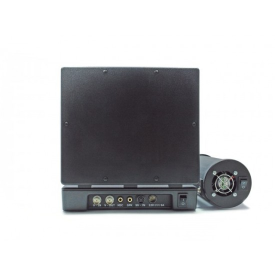 iTool DVR Video borescope rental Image Hub Back view