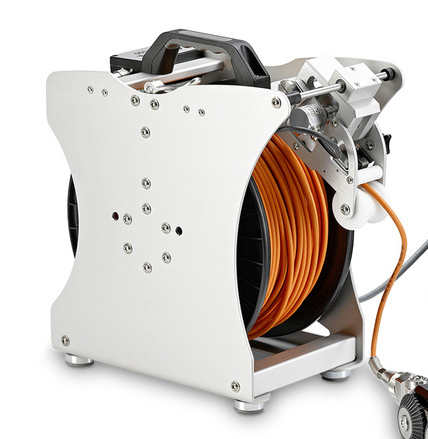 Industrial Rovver RMX100 Portable Cable reel