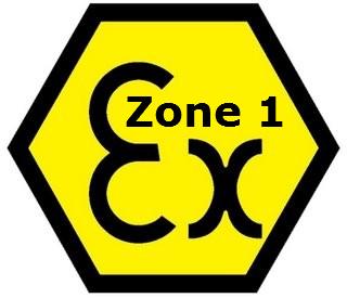 ATEX Zone 1 Explosion Proof