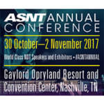 See Us At the 2017 Annual ASNT Conference