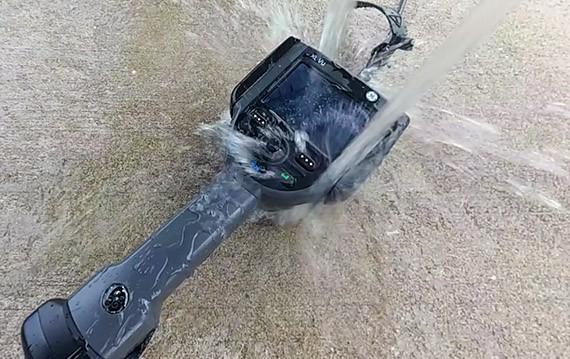 Видеоэндоскоп водонепроницаемый