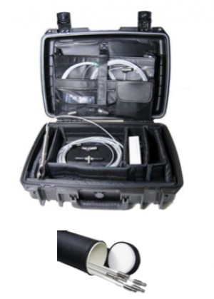Industrial retriieval tool kit for foreign object, foreign material retrieval