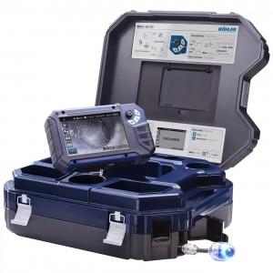 Wohler VIS 700 pan and tilt inspection camera